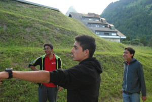 Camp Suisse; Session 1 2016; Yellow Group; 3 minute films