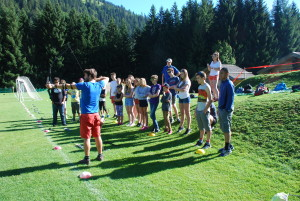 Camp Suisse Session 3 2016; Archery
