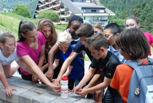 Camp Suisse Session 3 2016; Mission Day
