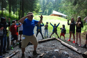 Camp Suisse Session 4 2016; Bush craft; Survival skills