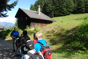 Camp Suisse Session 4 2016; Alpine Refuge Centre; Hiking