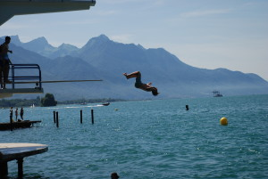 Camp Suisse Session 4 2016; Lake Geneva